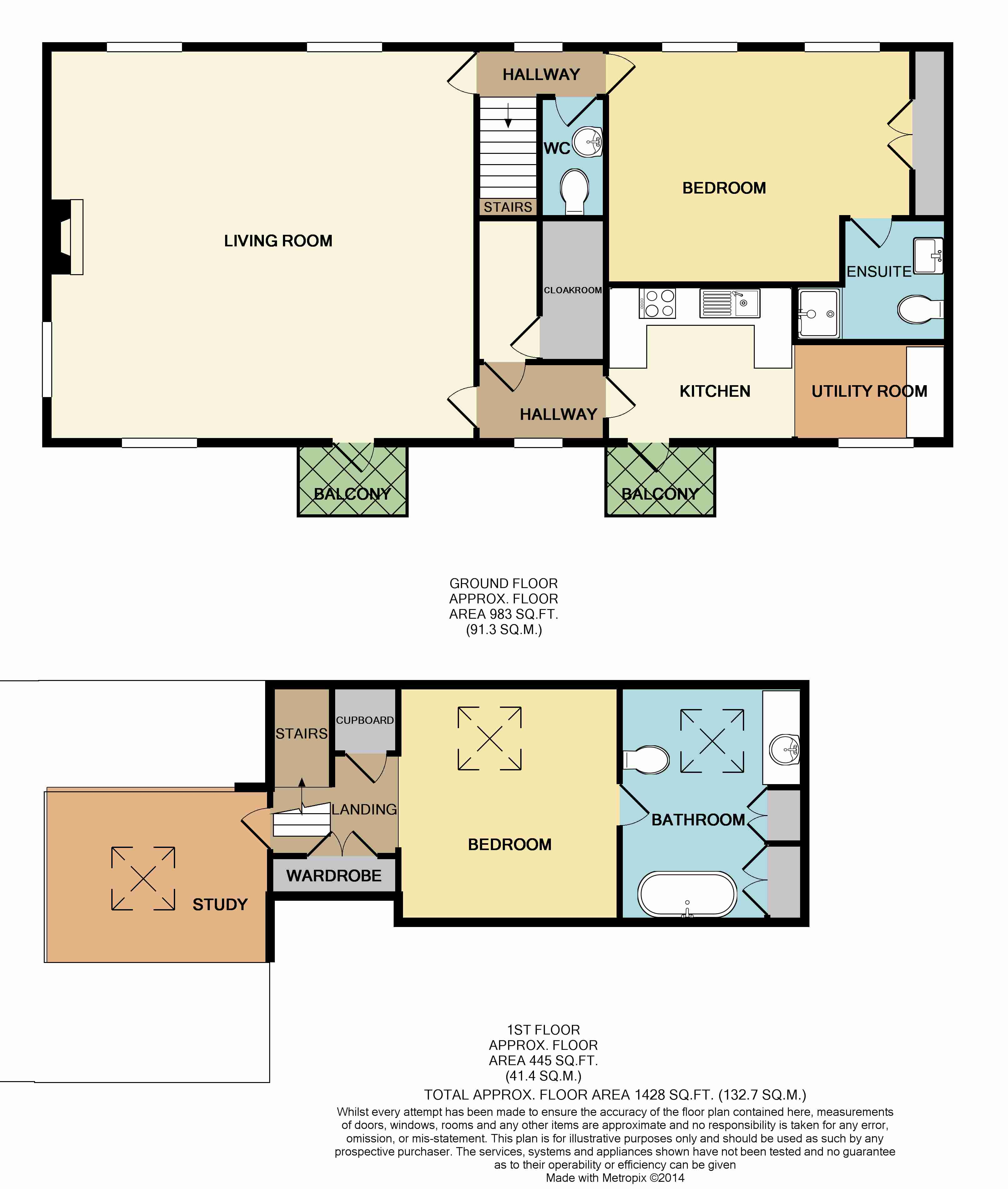 2 bedroom penthouse for sale in louth for Ron lee homes floor plans