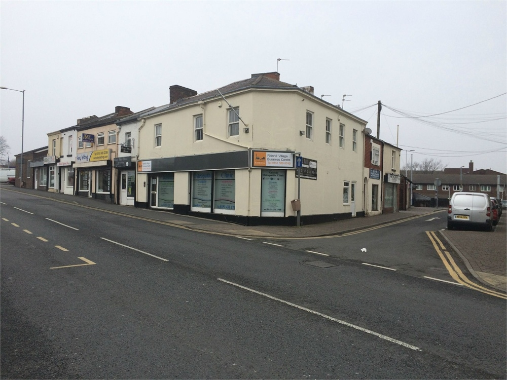 Commercial Property Prescot Road St Helens