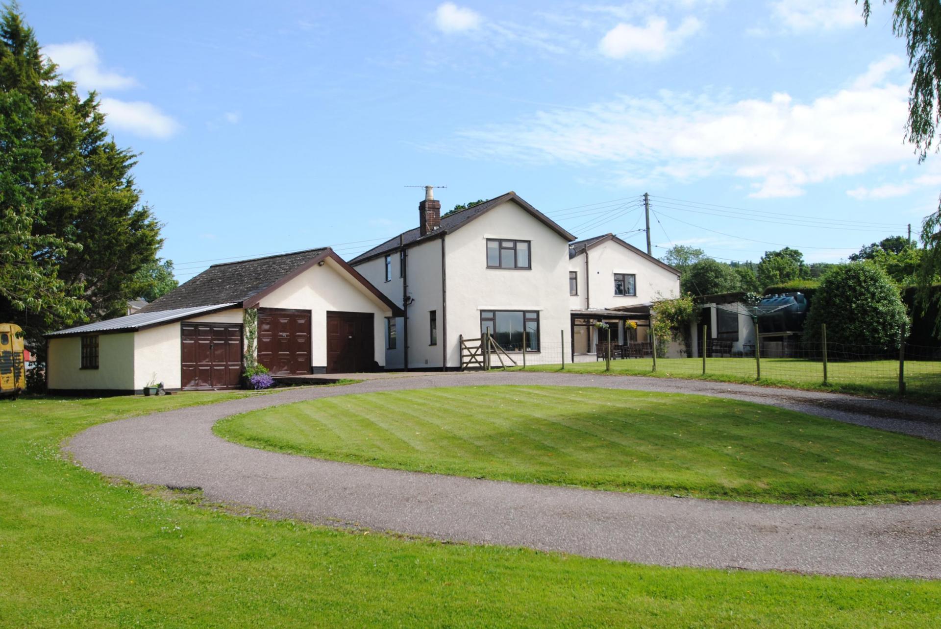 Property For Sale West Buckland Wellington