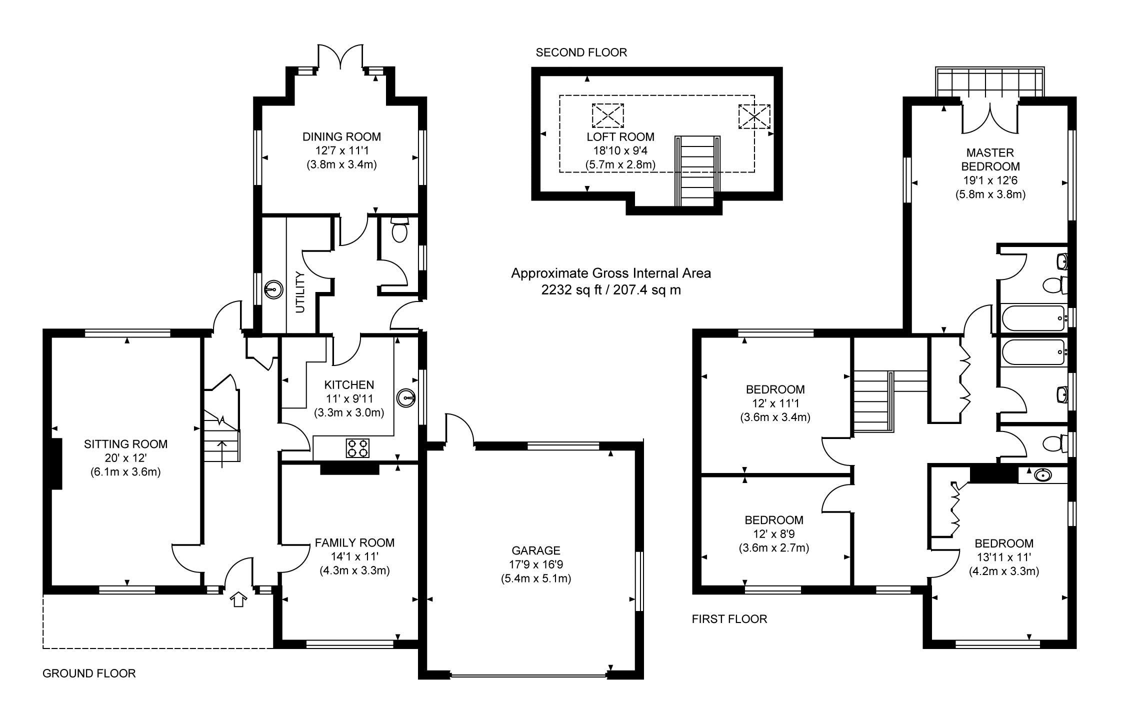 Calculate house sqft uk house plan 2017 for House plan calculator