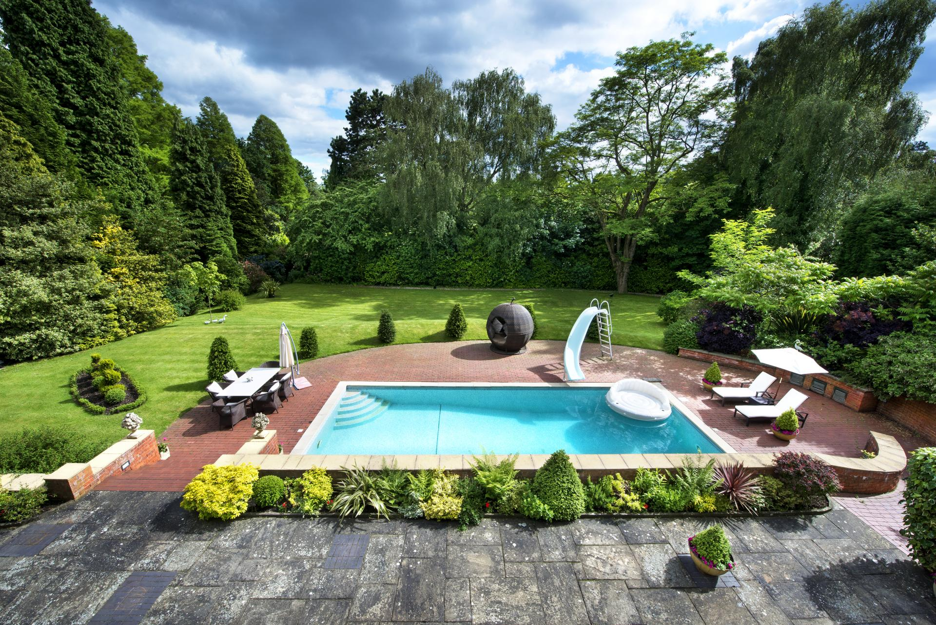 10 bedroom detached house for sale in sutton coldfield Swimming pool sutton coldfield