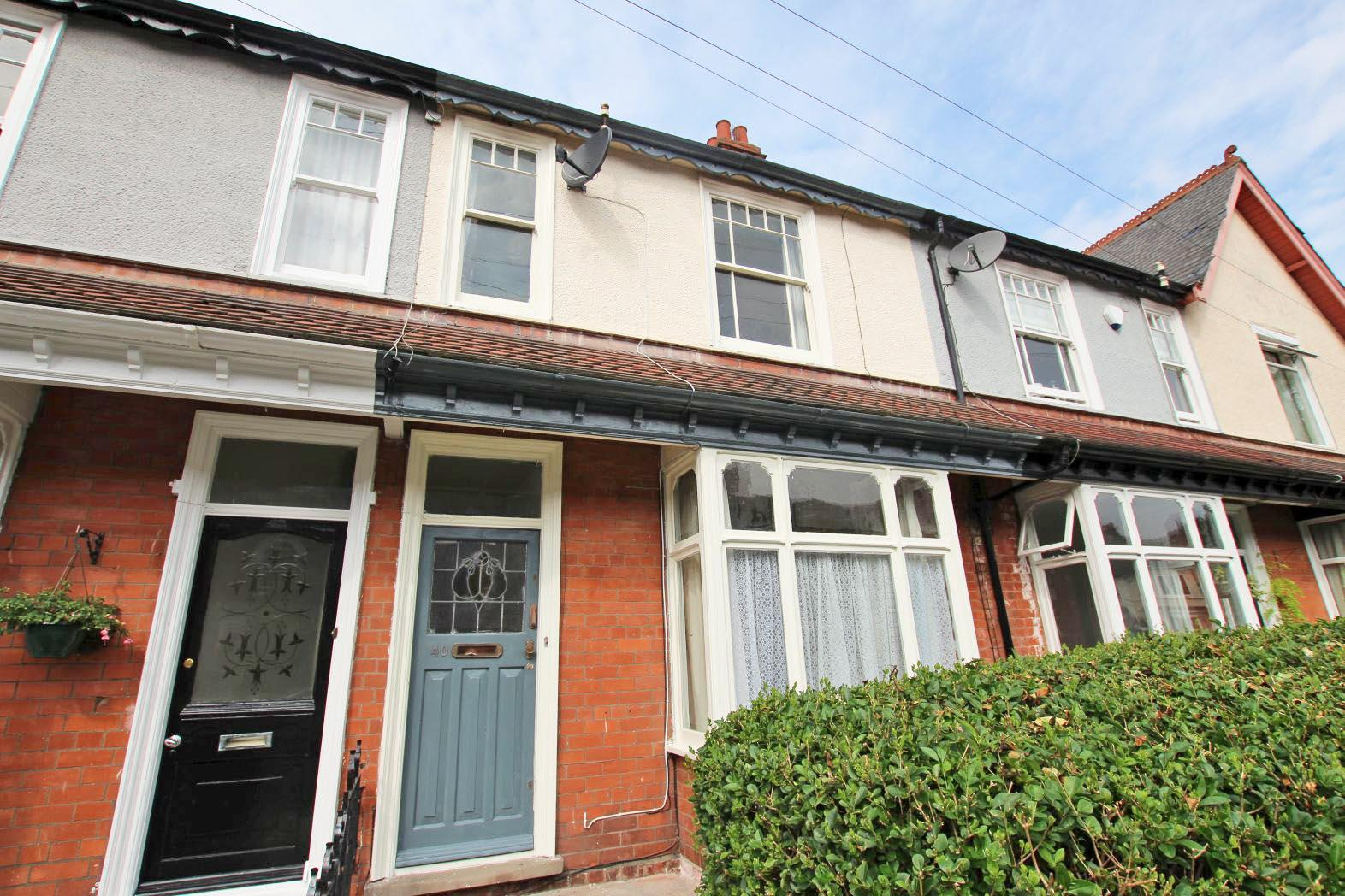 3 Bedrooms Terraced House for sale in ST AUGUSTINE AVENUE, GRIMSBY