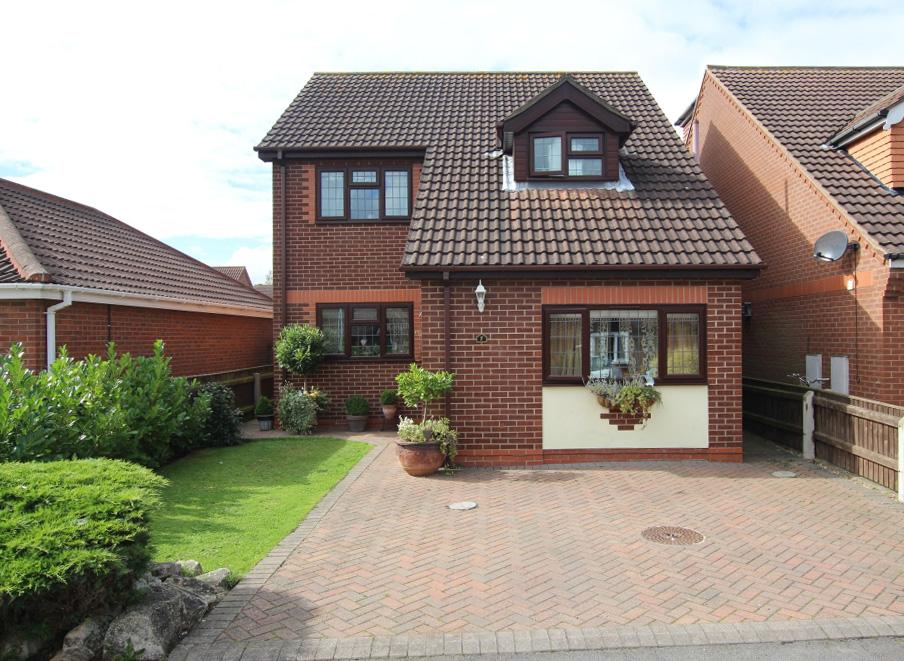 3 Bedrooms Detached House for sale in BEECH GROVE, HOLTON LE CLAY