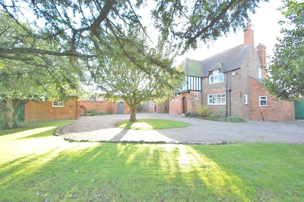 4 Bedrooms Detached House for sale in THE OLD RECTORY, MAIN ROAD COVENHAM ST.BARTHOLOMEW