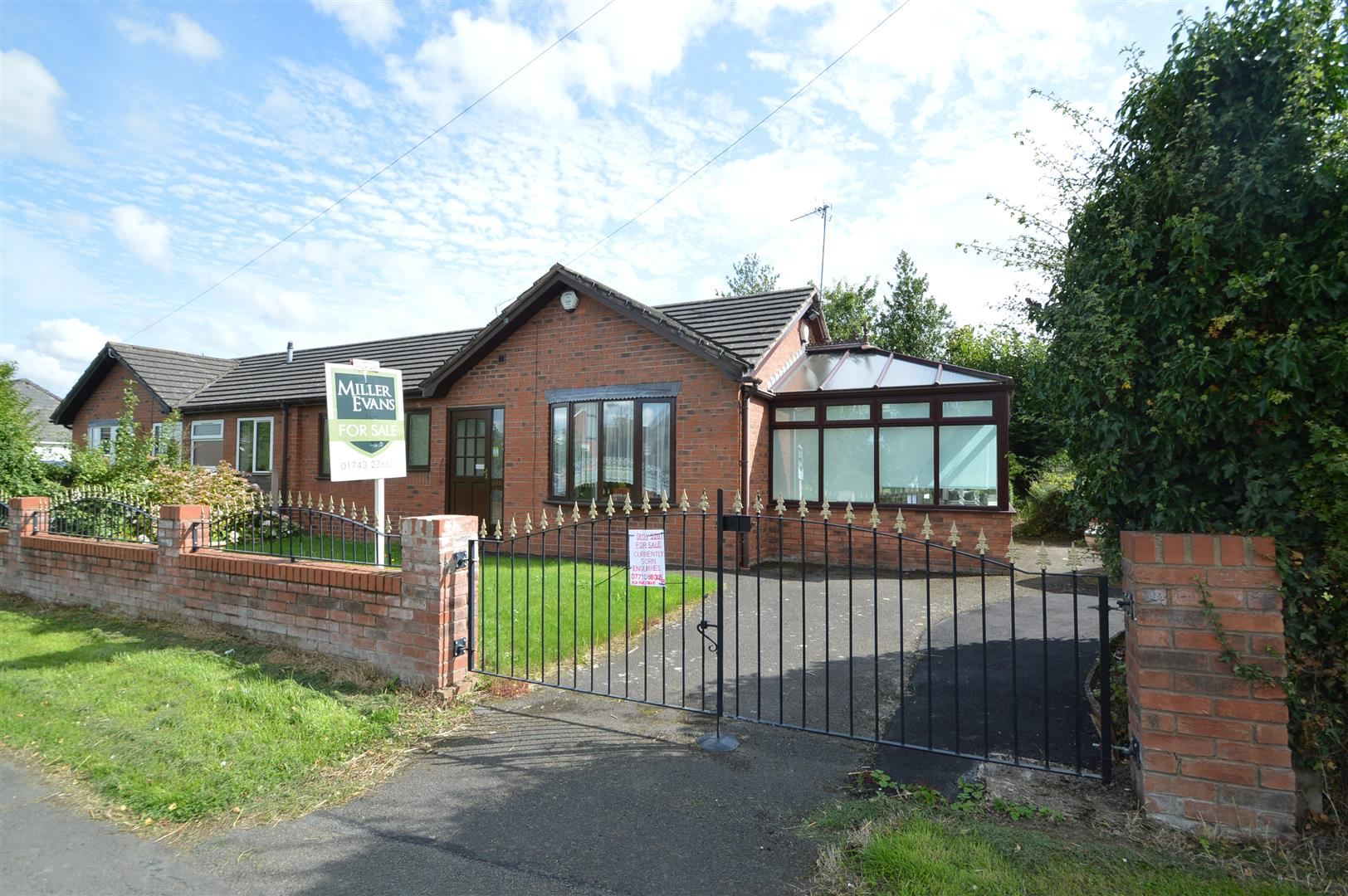 Property For Sale In Bayston Hill