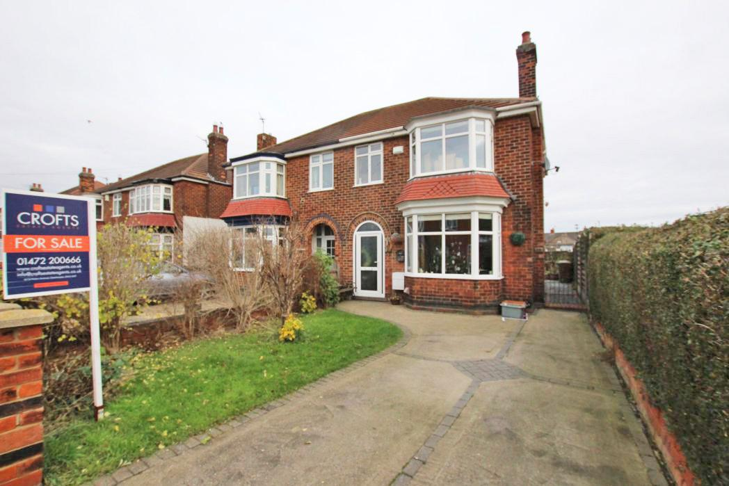 3 Bedrooms Semi Detached House for sale in MATHEWS STREET, CLEETHORPES