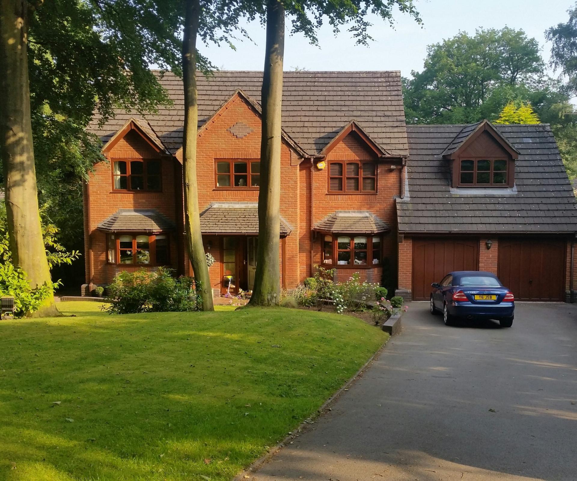 5 Bedroom House For Sale In Market Drayton