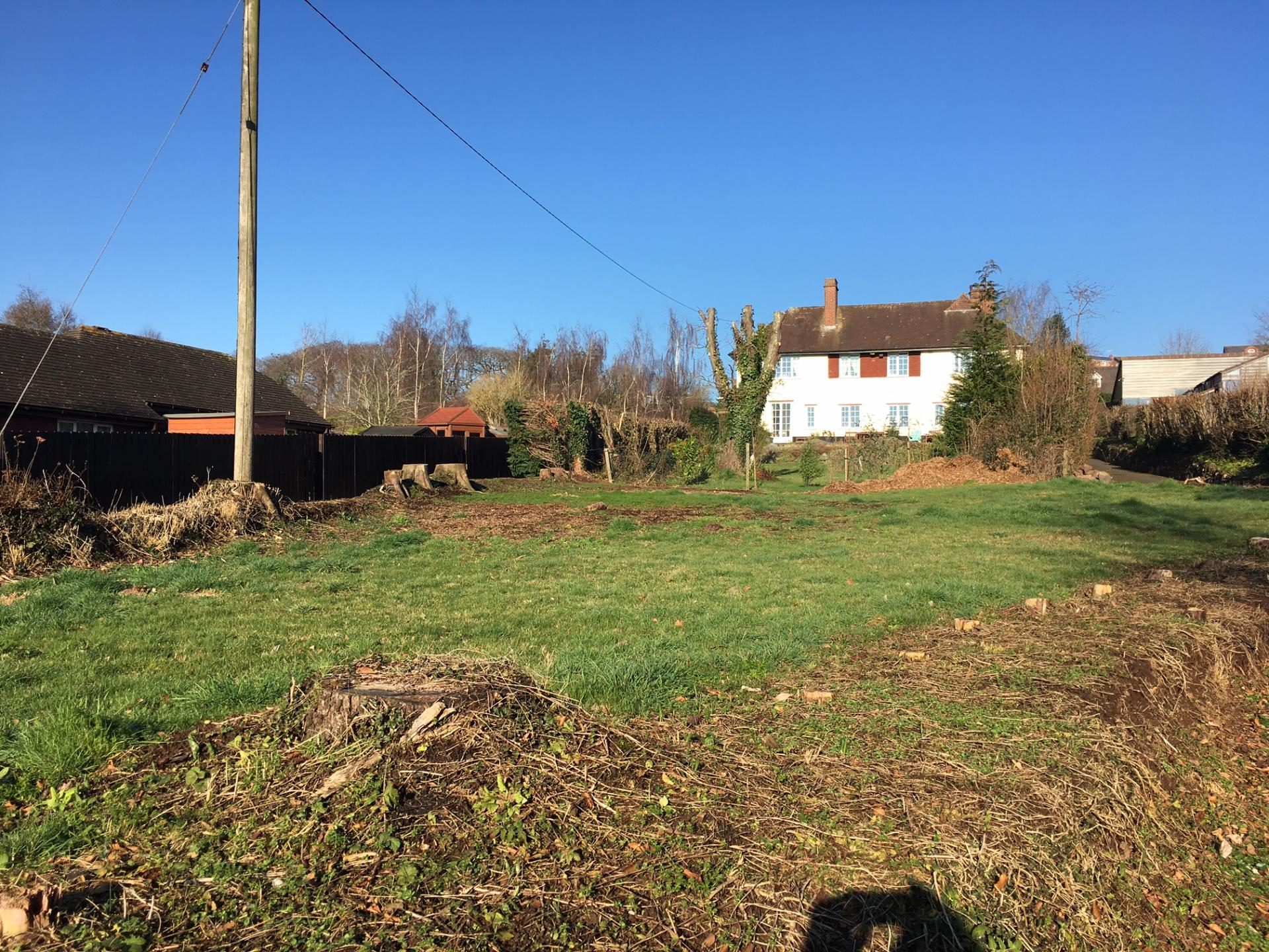 Building Plots For Sale In Mid Devon