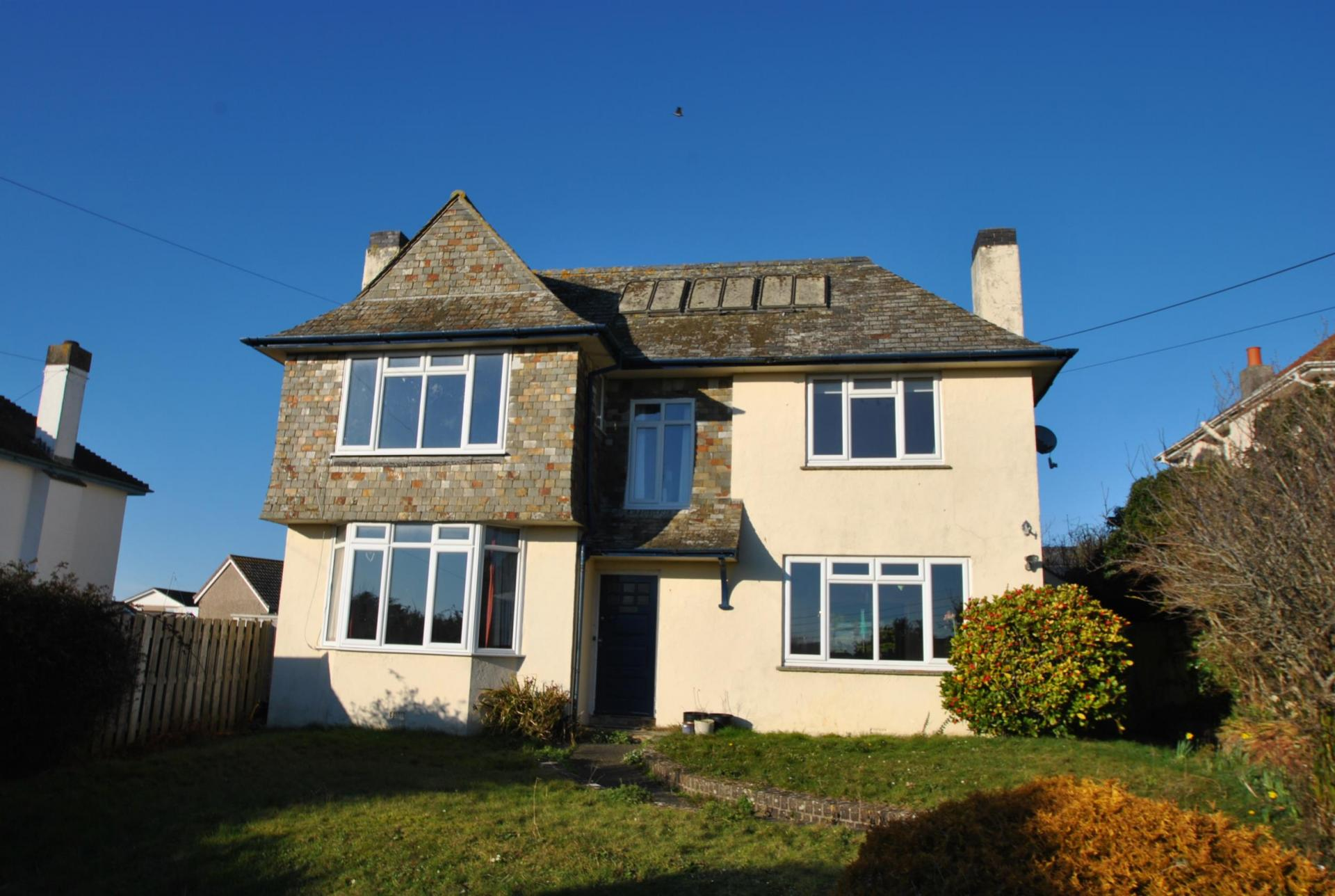 4 Bedroom Detached House For Sale In Cornwall