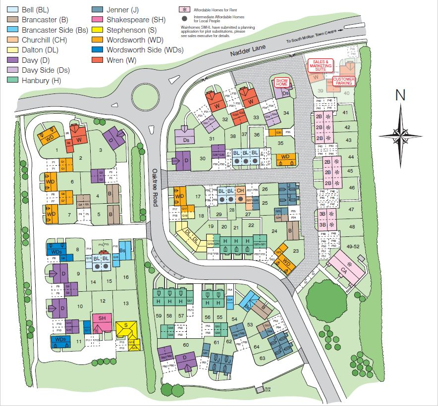 South Molton Homes For Sale