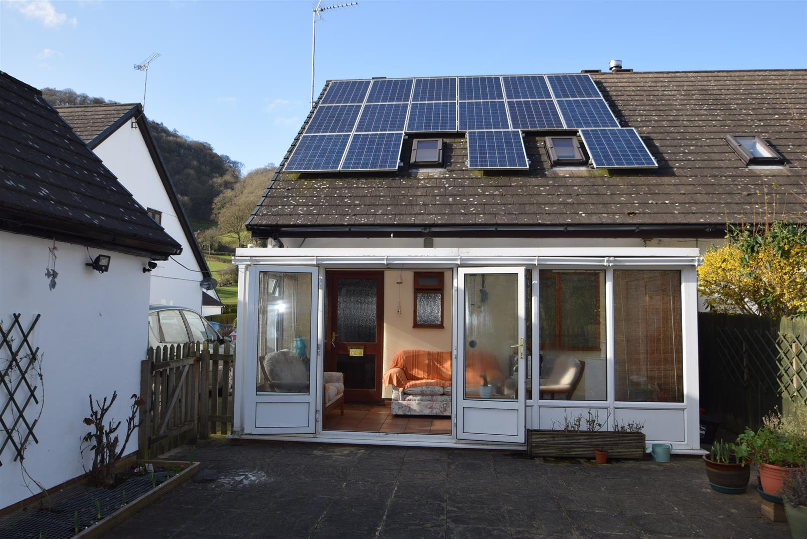 4 Bedroom Detached House For Sale In Welshpool