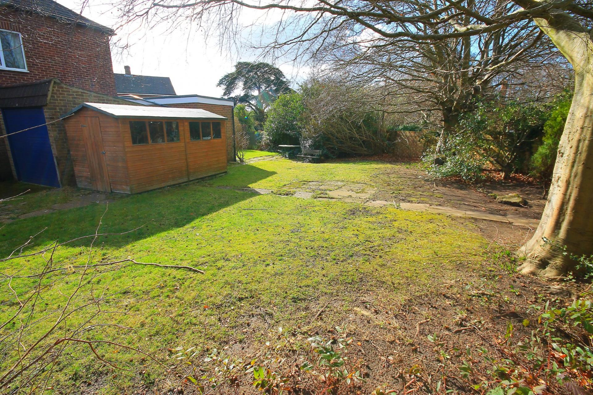 3 Bedroom Semi Detached House For Sale In Camberley