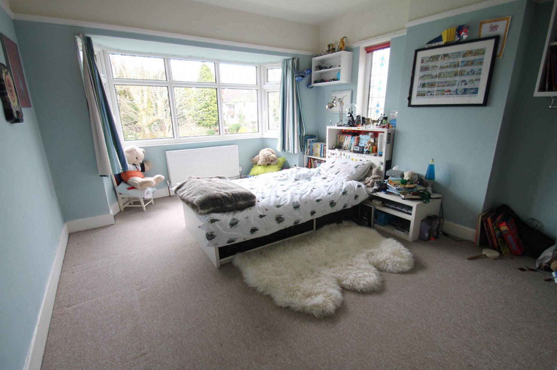Bedroom detached house for sale in solihull