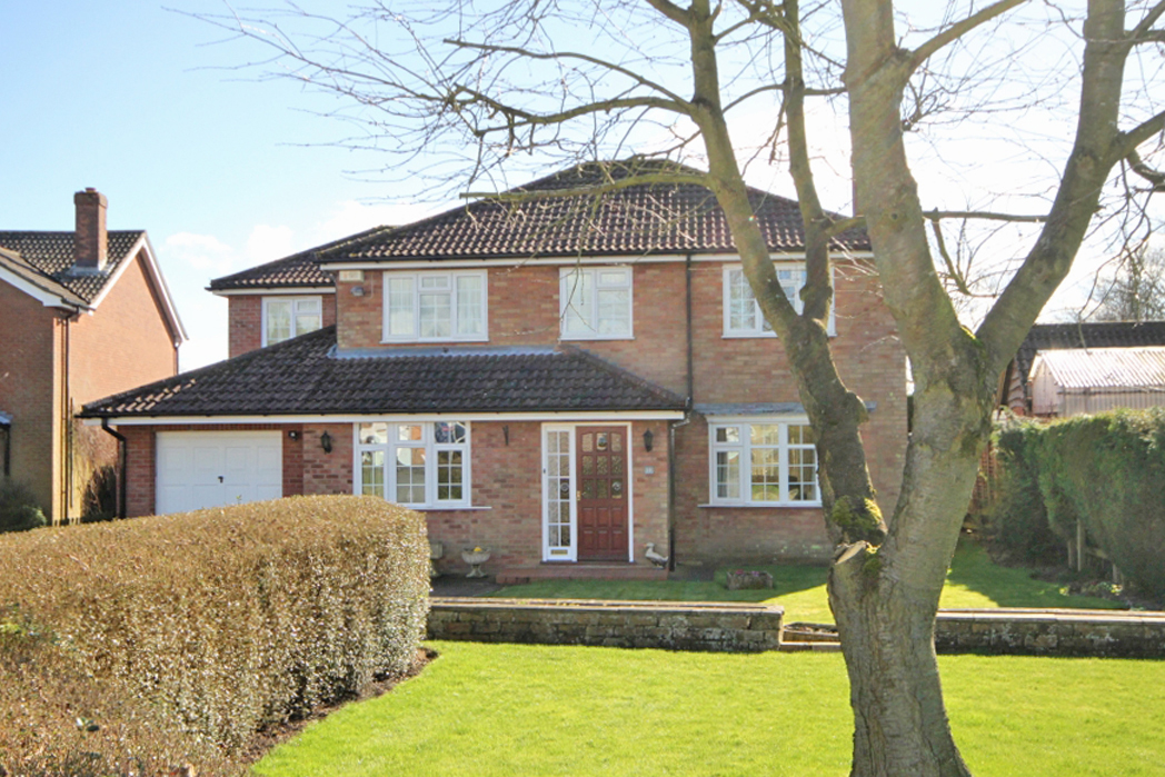 4 Bedrooms Detached House for sale in LUDBOROUGH PARK, LUDBOROUGH