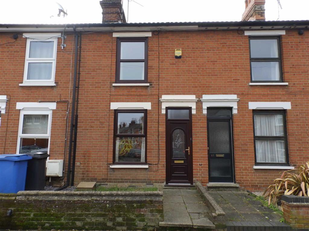 2 bedroom terraced house for sale in ipswich for Garden rooms ipswich