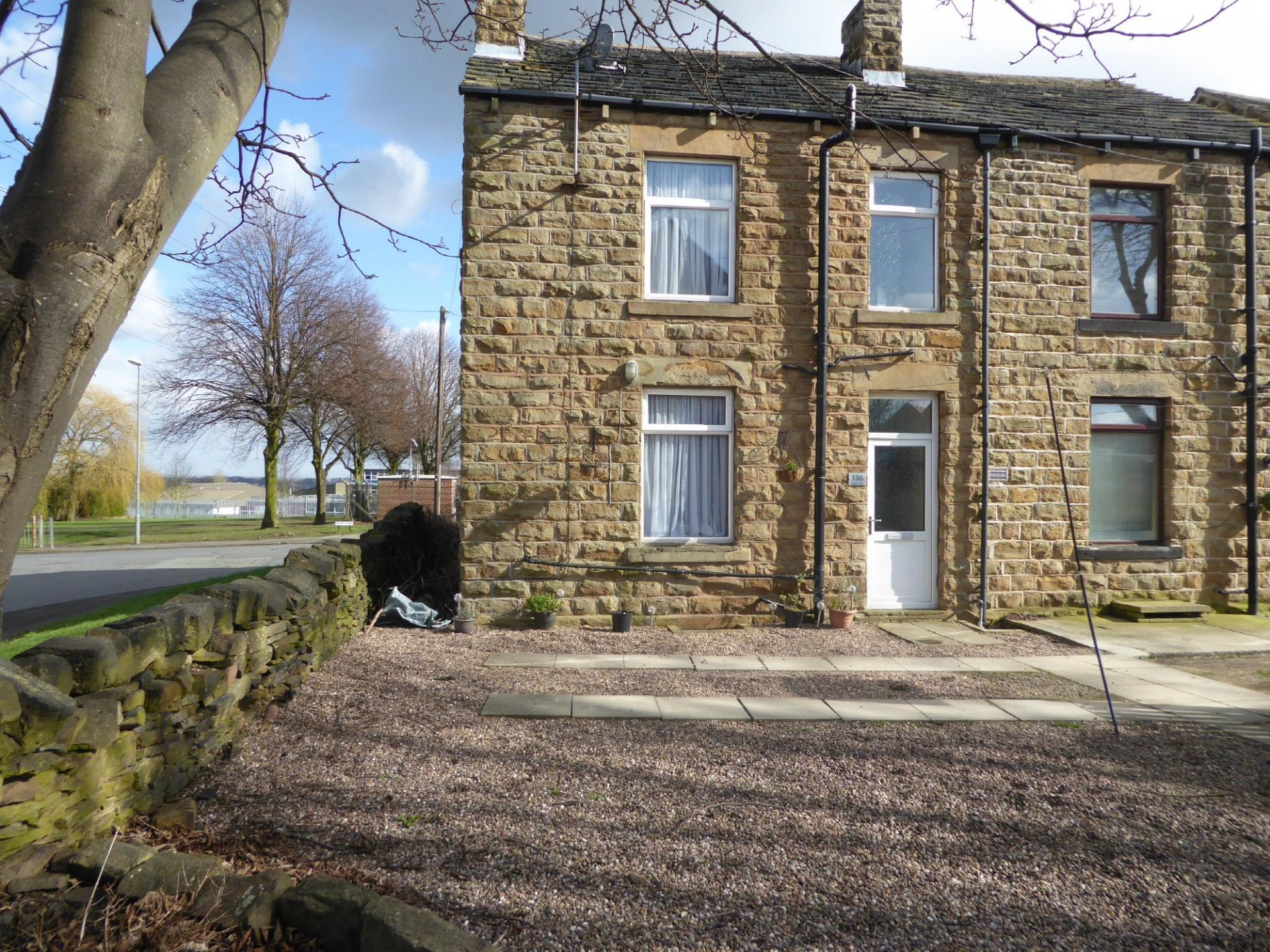1 Bedroom End Of Terrace House For Sale In Dewsbury
