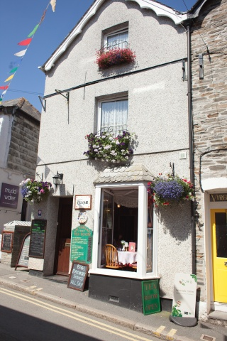 Tea Room Business For Sale Cornwall