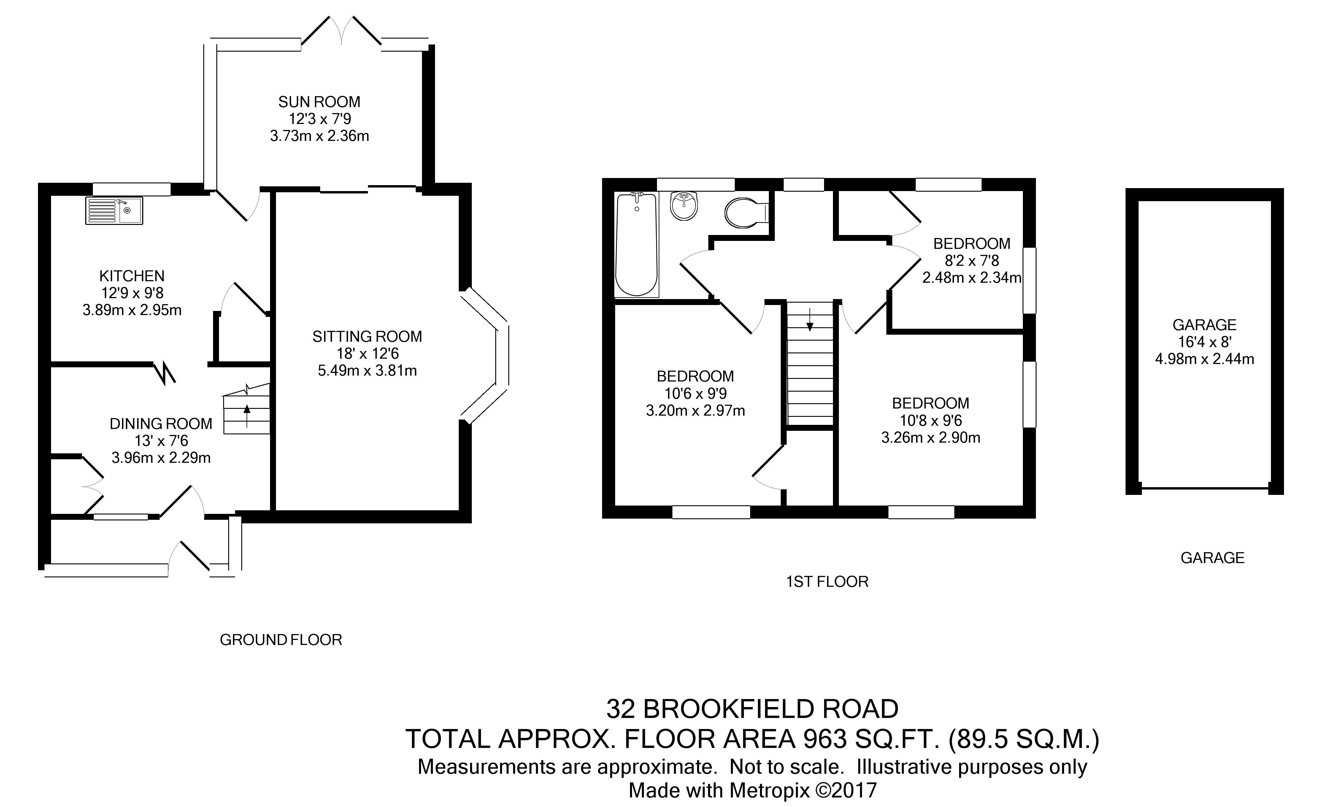 3 Bedroom House For Sale In Wolverhampton