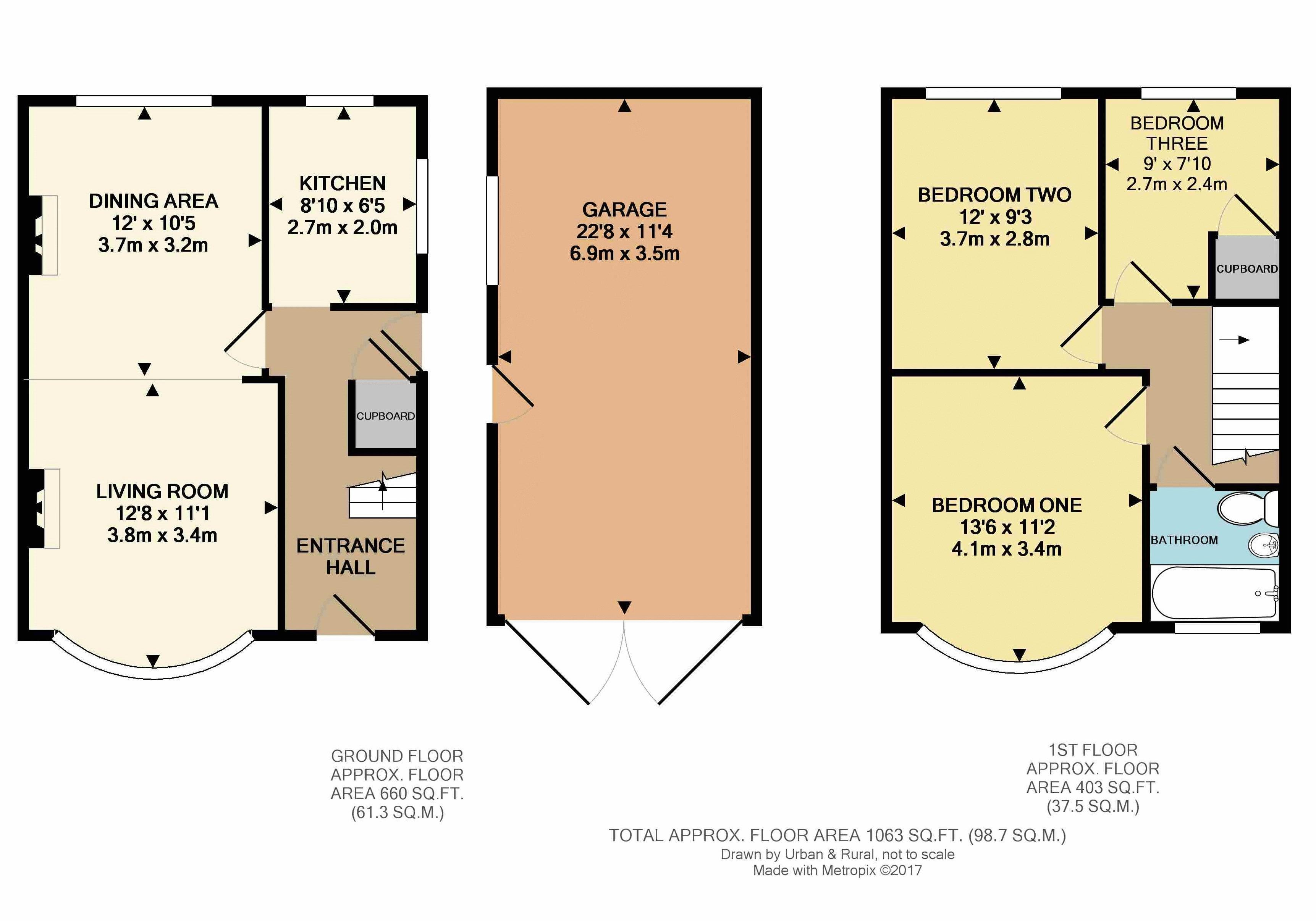 3 Bedroom House For Sale In Flitwick