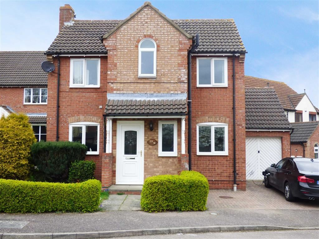 3 Bedroom Detached House For Sale In Daventry