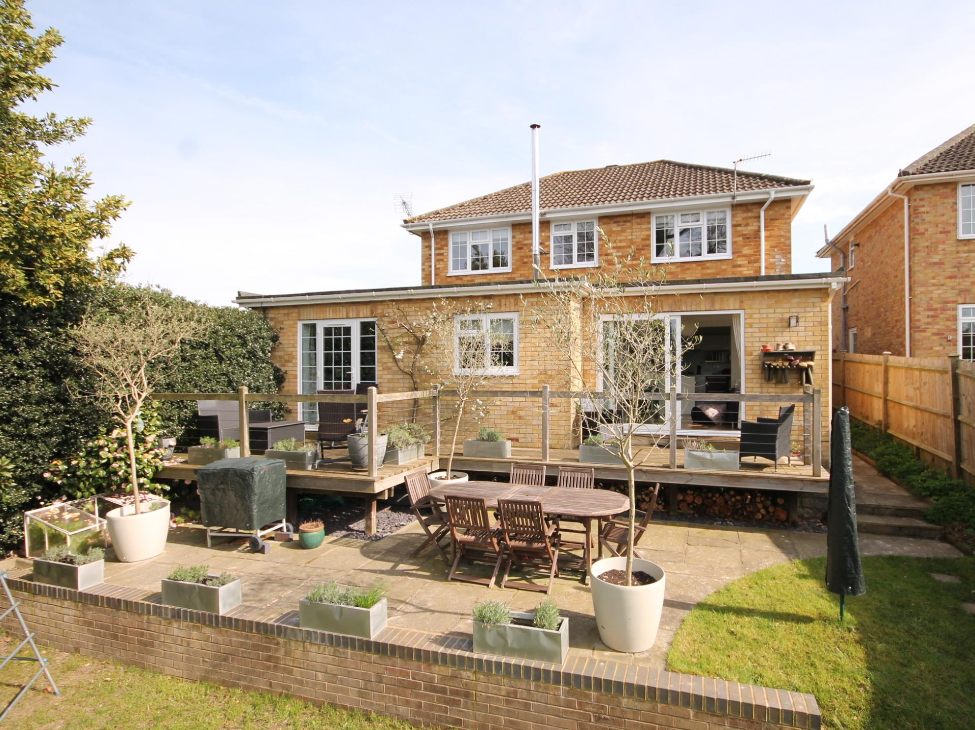Orchard Central Floor Plan 4 Bedroom Detached House For Sale In Lindfield