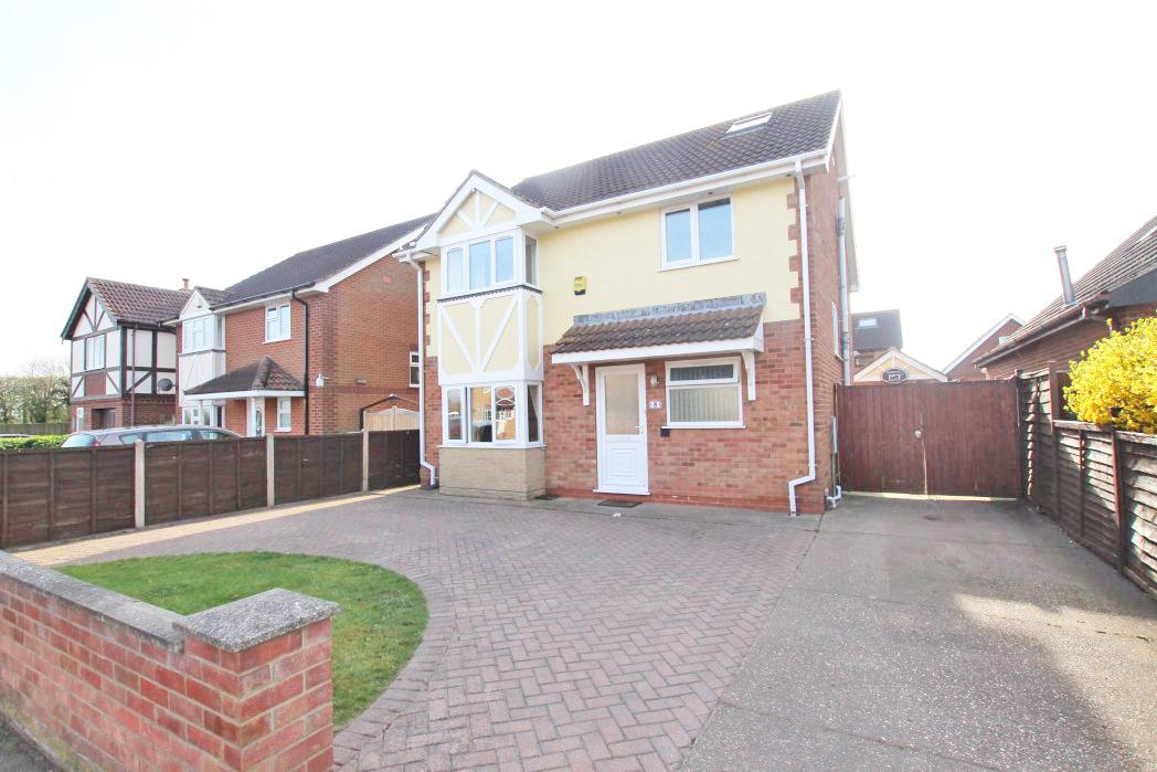 5 Bedrooms Detached House for sale in BEECH GROVE, HOLTON LE CLAY