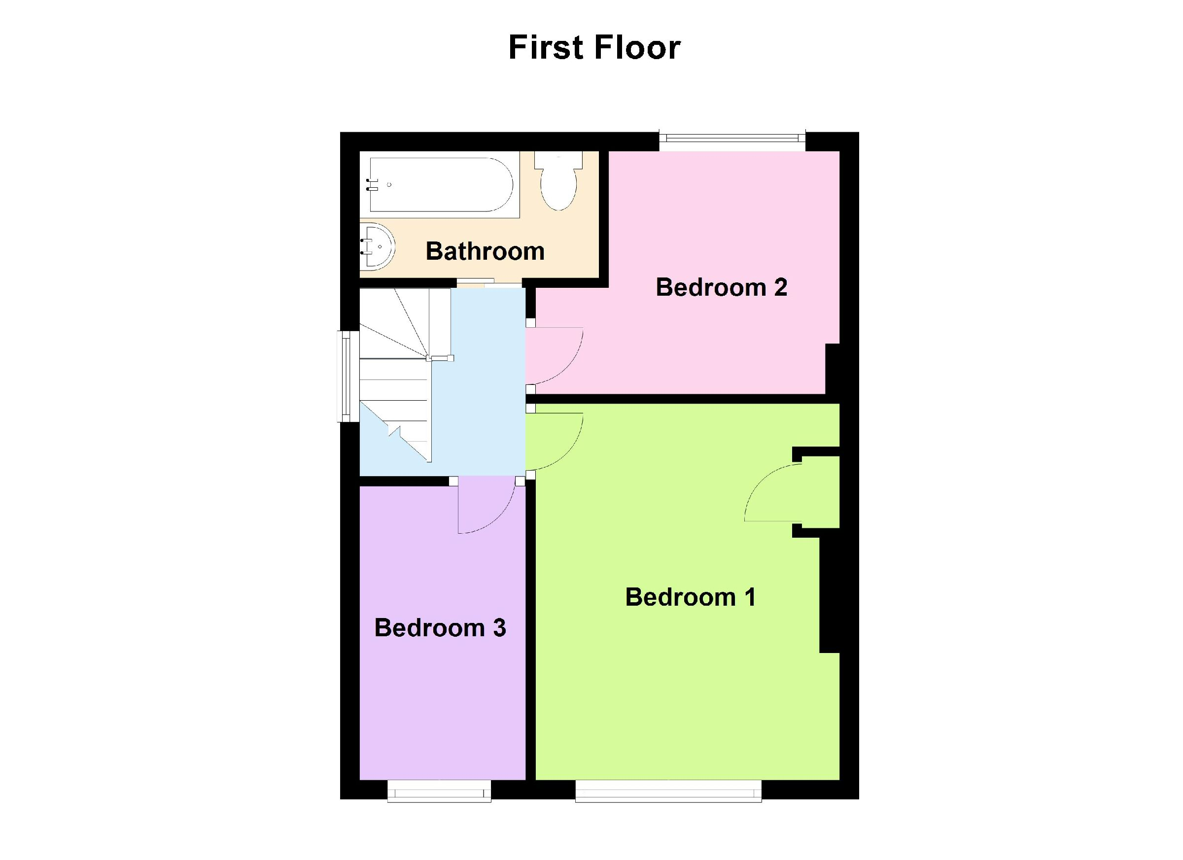 How To Read Floor Plans Measurements 3 Bedroom Semi Detached House For Sale In Grimsby