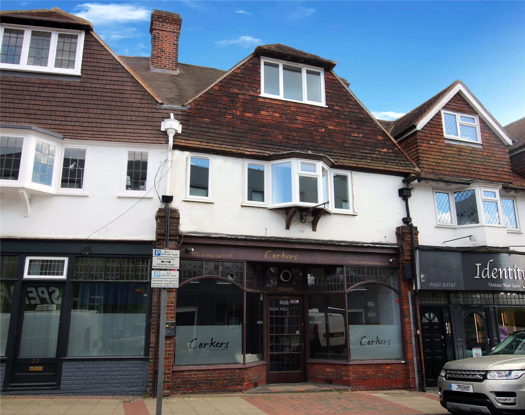 Property For Sale West Byfleet
