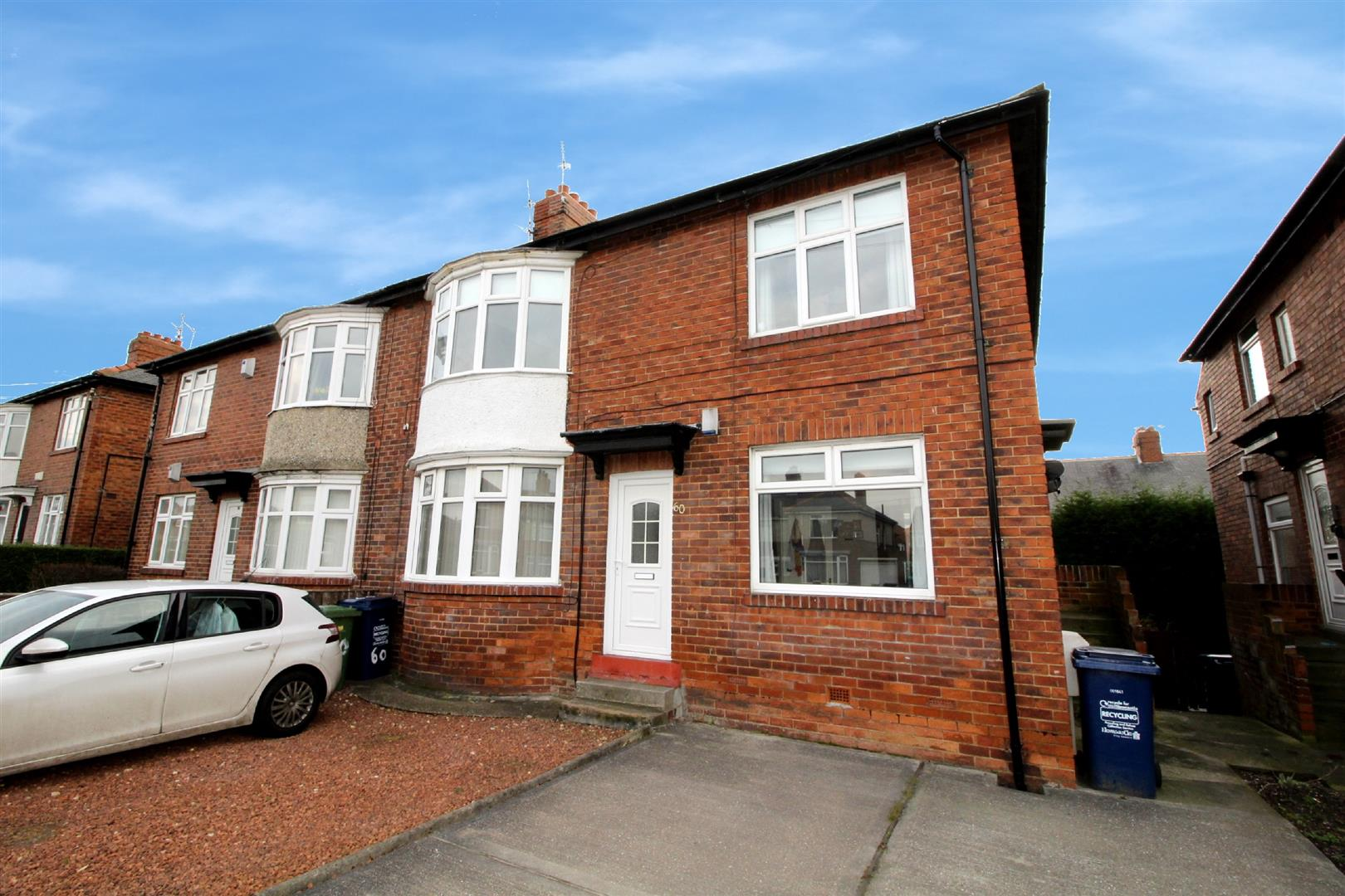 Bedroom flat for sale in newcastle upon tyne