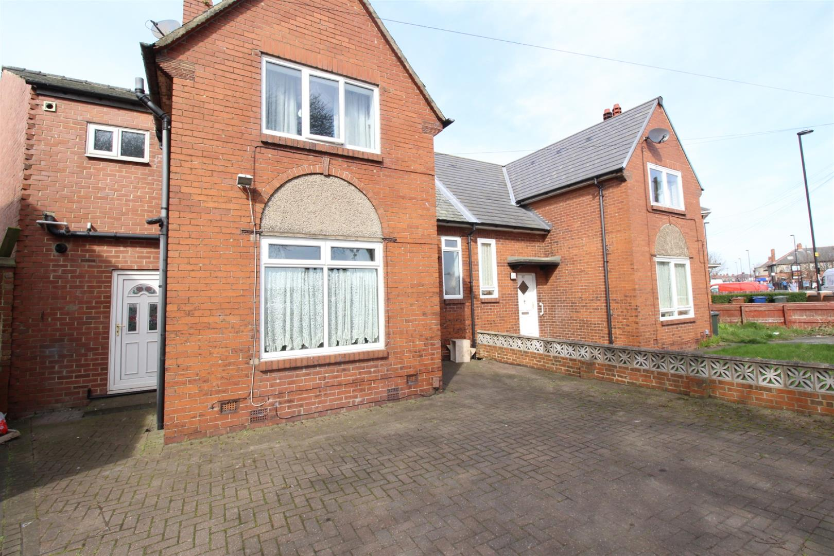 Bedroom semi detached house for sale in newcastle upon tyne