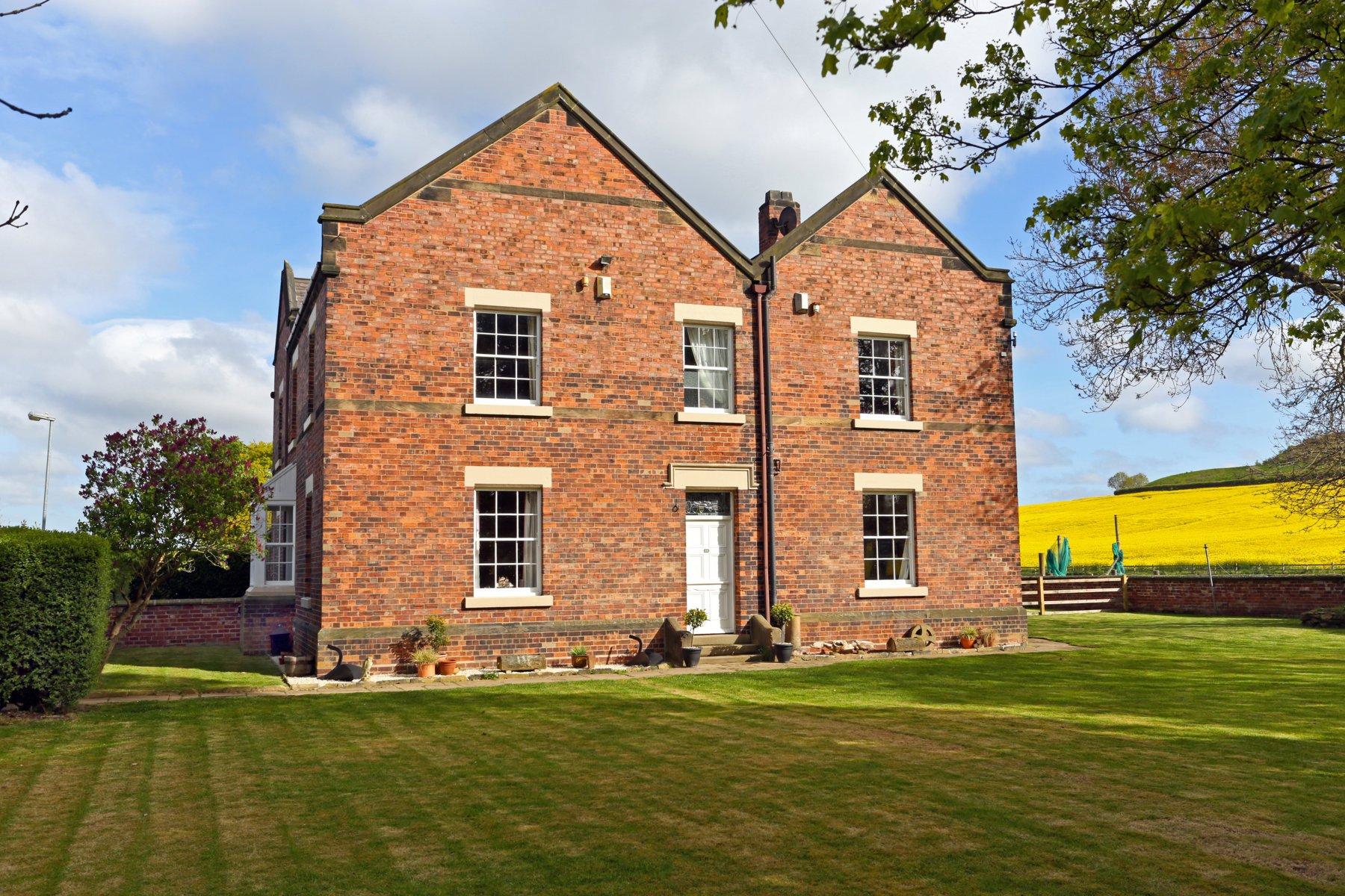 Semi Rural Property For Sale Outside Of Bath