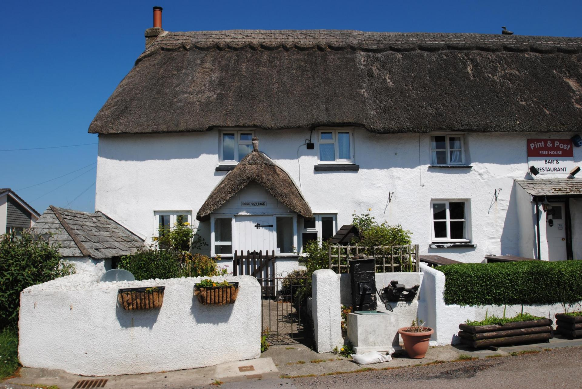 Property For Sale In Warbstow Cornwall