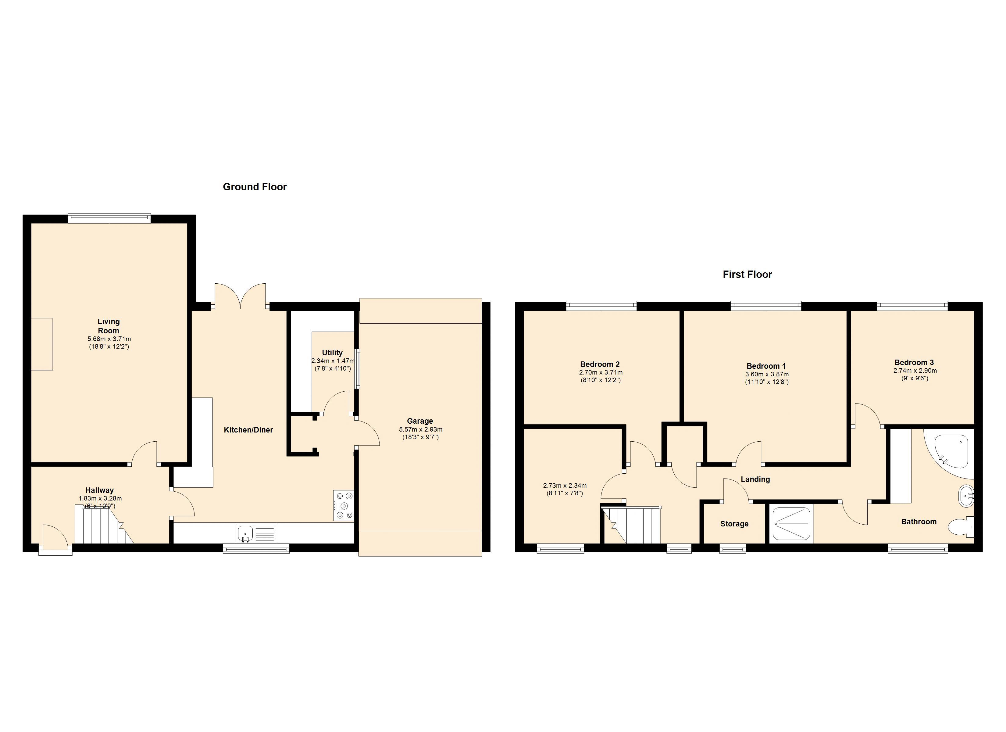 4 Bedroom House For Sale In Scunthorpe
