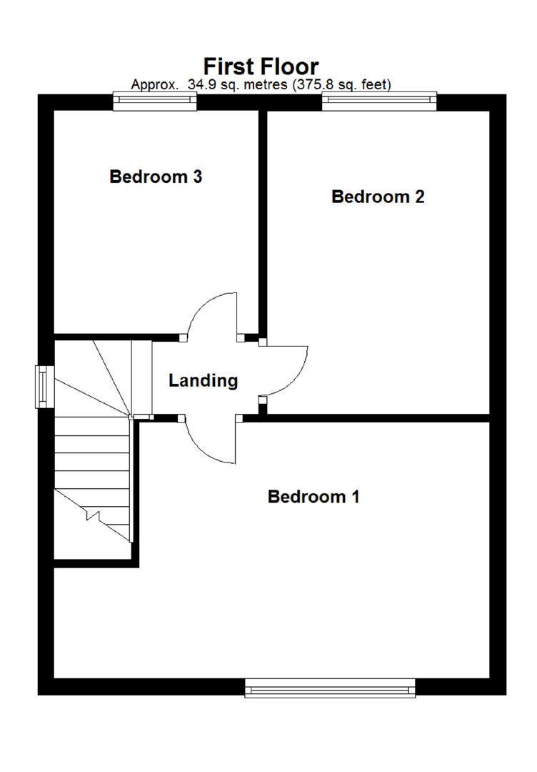 1 Duffield Street Floor Plans