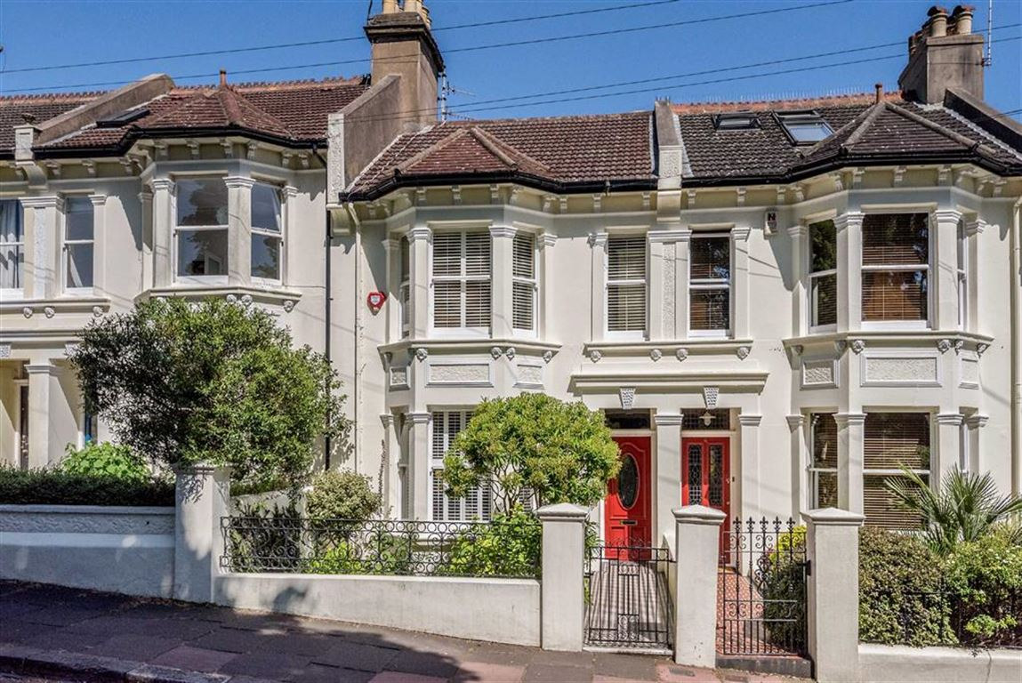 3 bedroom terraced house for sale in brighton for Brighton house