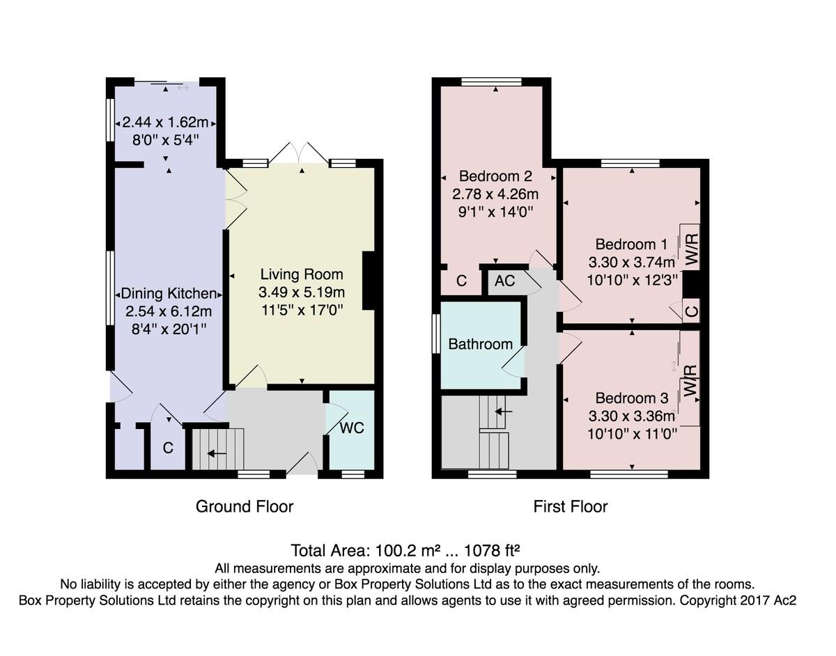 3 Bedroom Semi Detached House For Sale In Knaresborough
