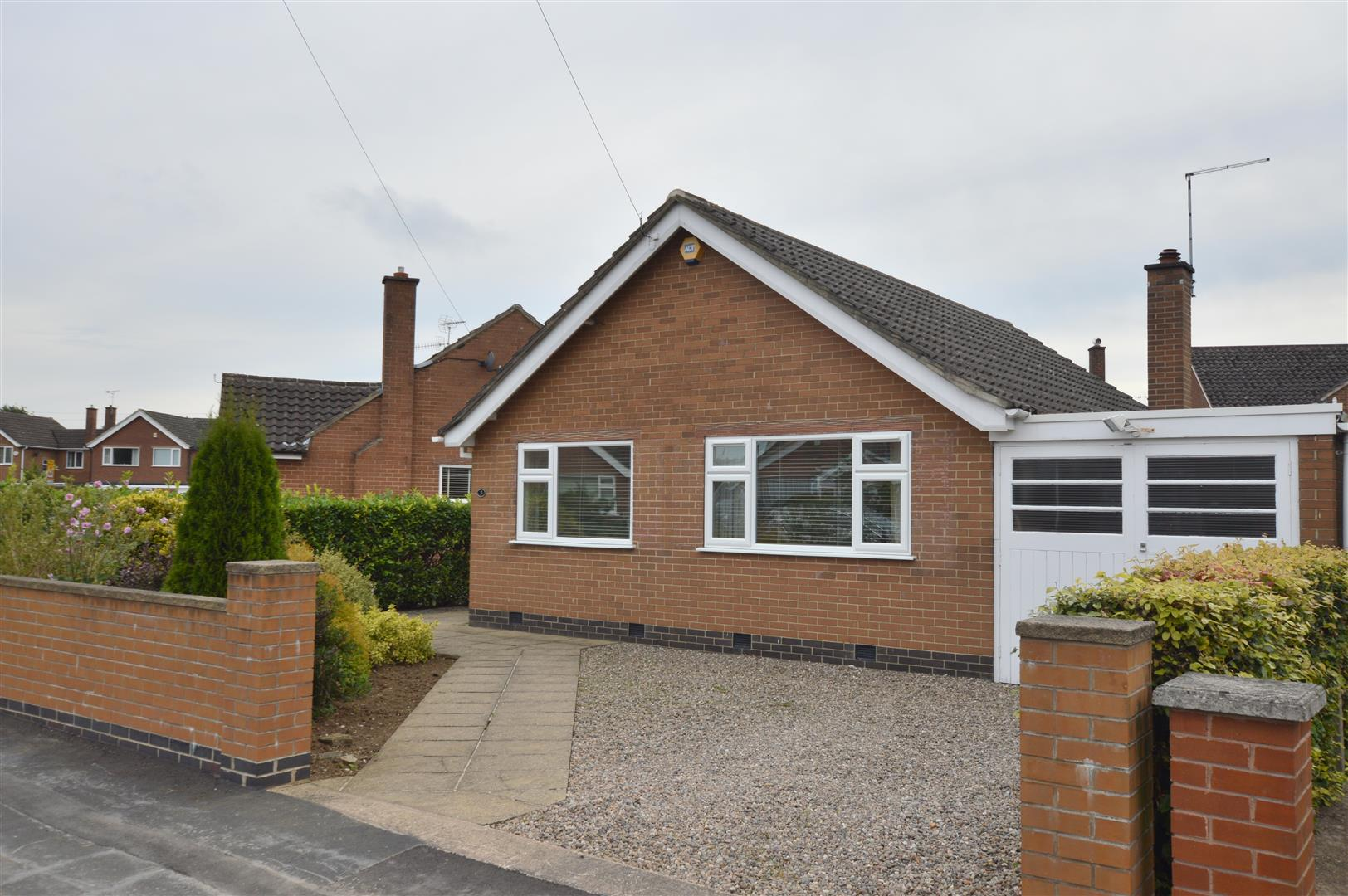 2 Bedroom Detached Bungalow For Sale In Belper