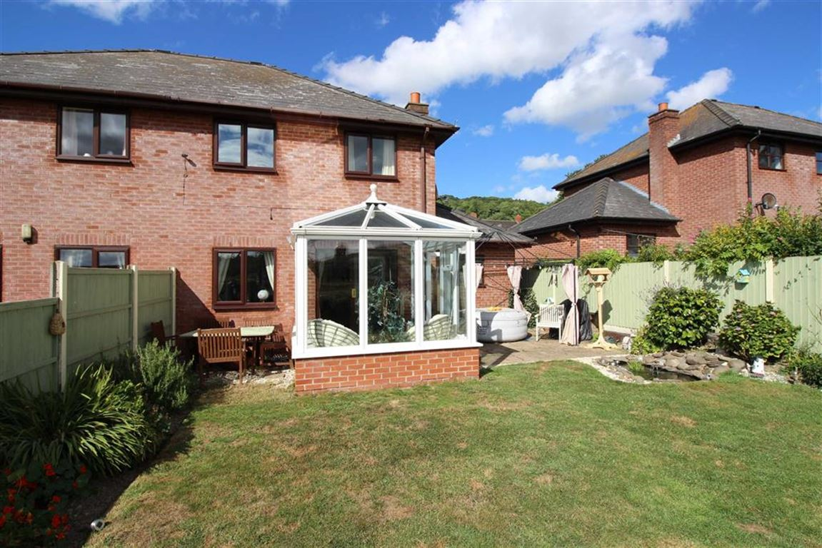 Property For Sale In Welshpool With Land