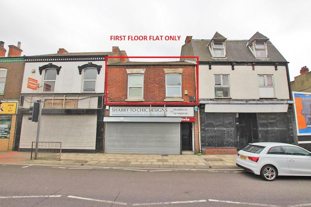 3 Bedrooms Flat for sale in CLEETHORPE ROAD, GRIMSBY