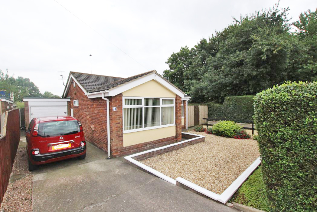 2 Bedrooms Bungalow for sale in SCHOOL ROAD, SOUTH KILLINGHOLME