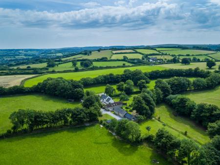 Near Brompton Regis, Dulverton, Exmoor