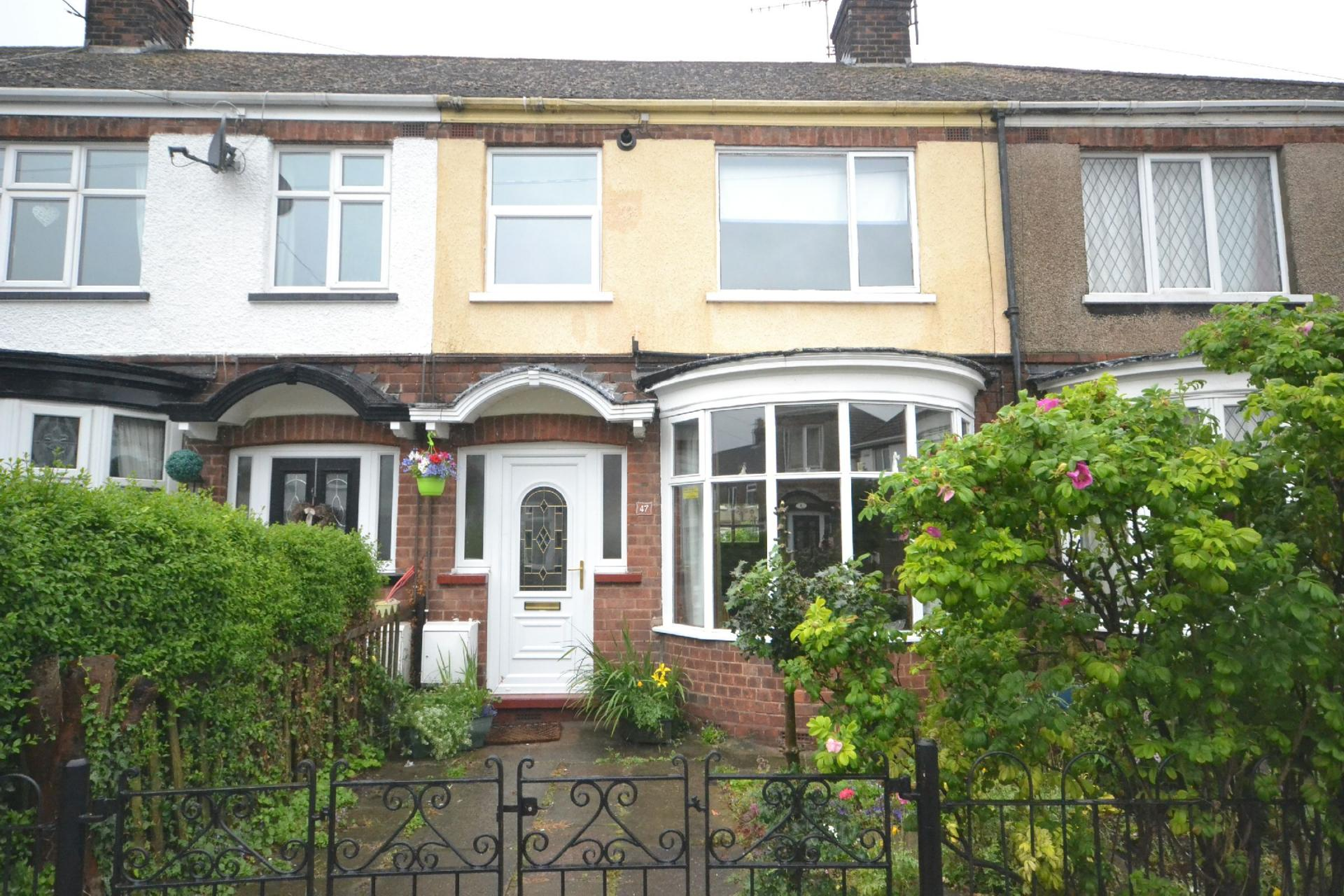 3 Bedroom Terraced House For Sale In Grimsby