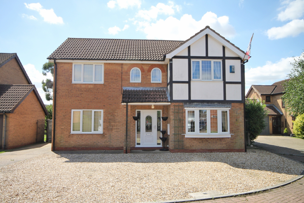 4 Bedrooms Detached House for sale in GLORIA WAY, GRIMSBY