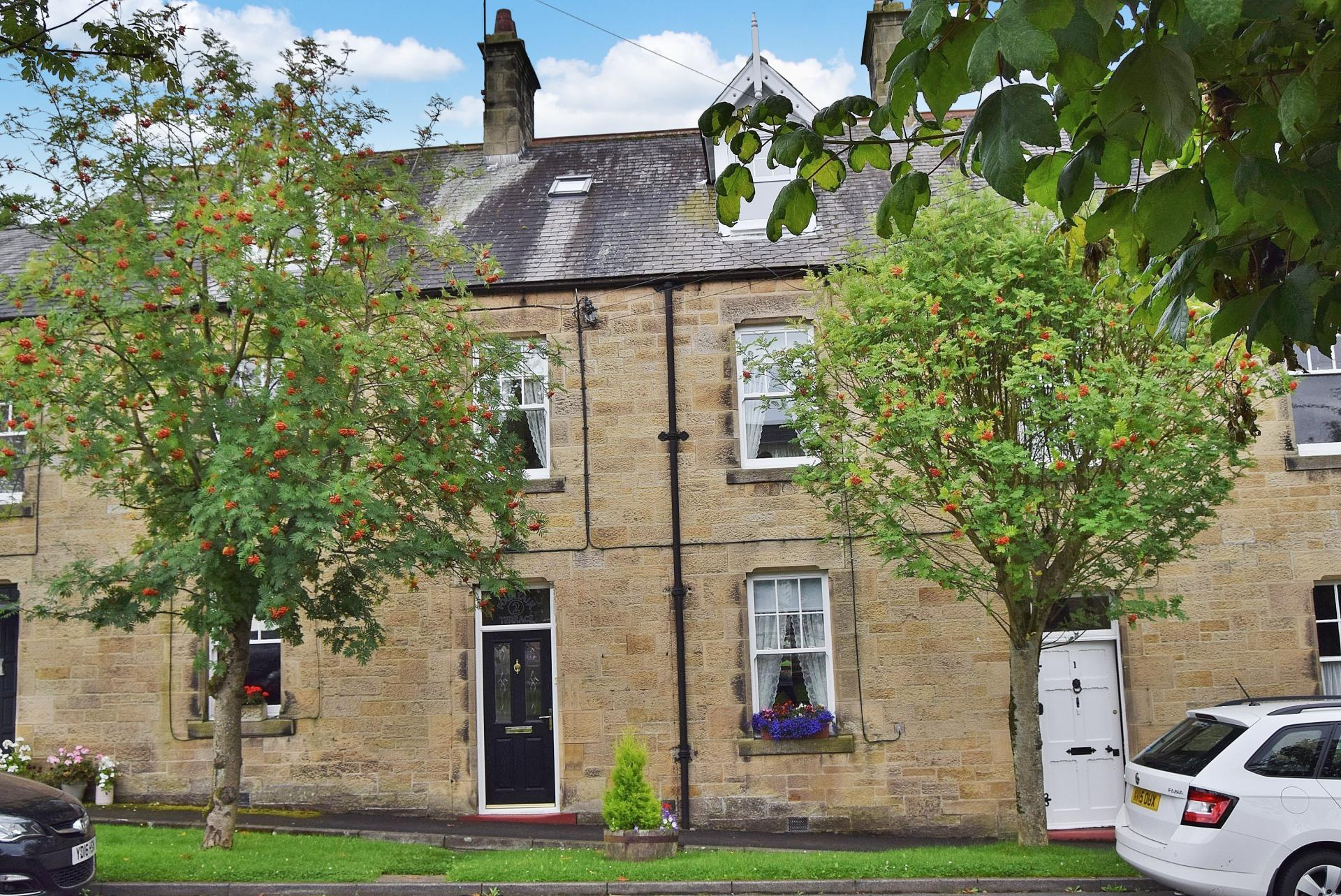 5 Bedrooms Terraced House for sale in Fountain Terrace, Hexham