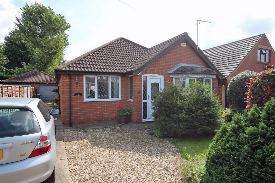 3 Bedrooms Bungalow for sale in FORGE WAY, HOLTON LE CLAY