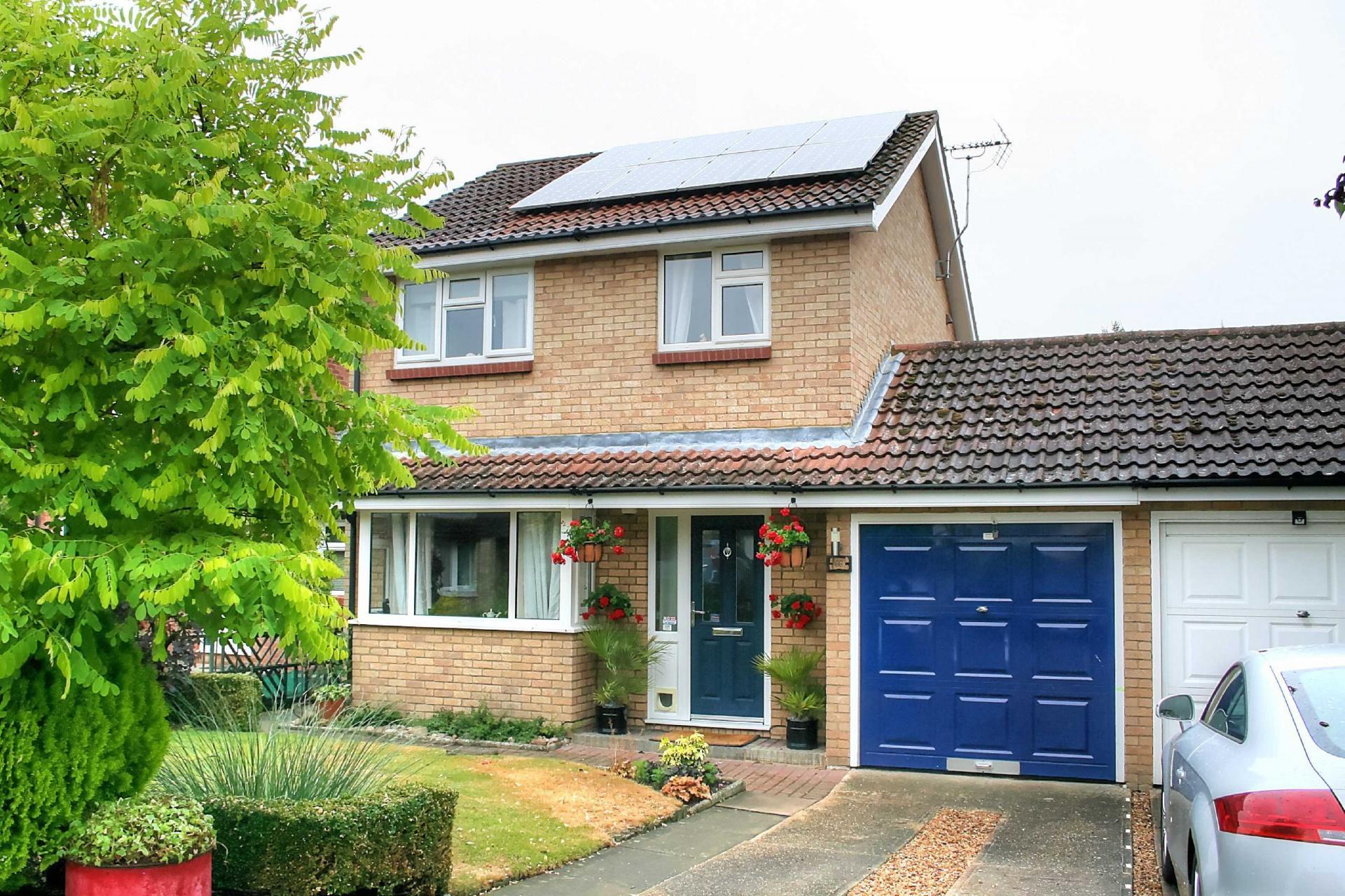 3 Bedroom Detached House For Sale In Cambridge