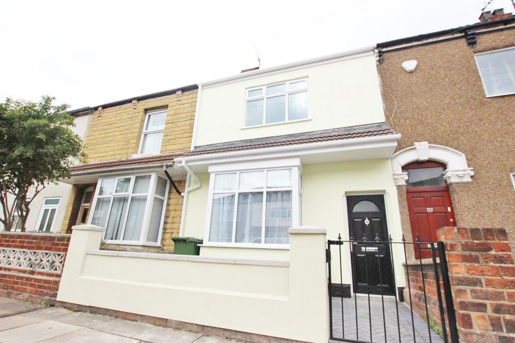 3 Bedrooms Property for sale in BRERETON AVENUE, CLEETHORPES