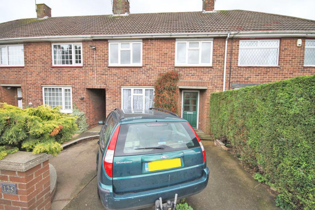 3 Bedrooms Terraced House for sale in EDGE AVENUE, SCARTHO