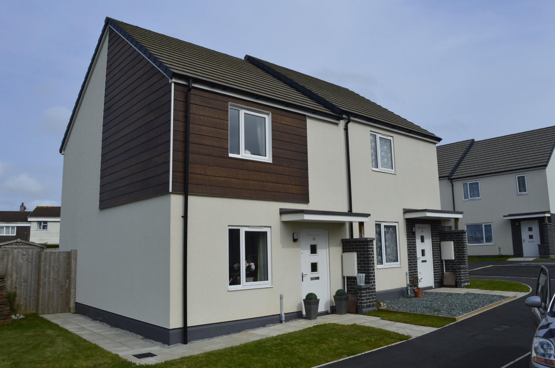 Property For Sale In Camborne Redruth Area