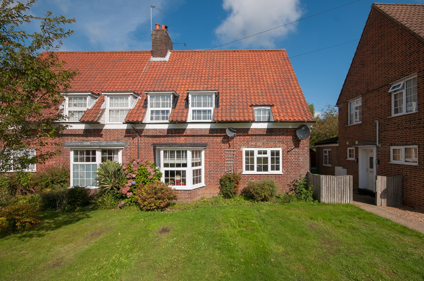 3 Bedroom Semi Detached House For Sale In Walton On The Hill